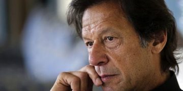 22nd PM of Pakistan Imran Khan. 12