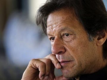 22nd PM of Pakistan Imran Khan. 16