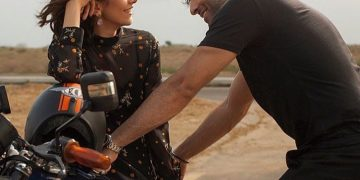 Syra, Sheheryar sizzle in latest pictures 15