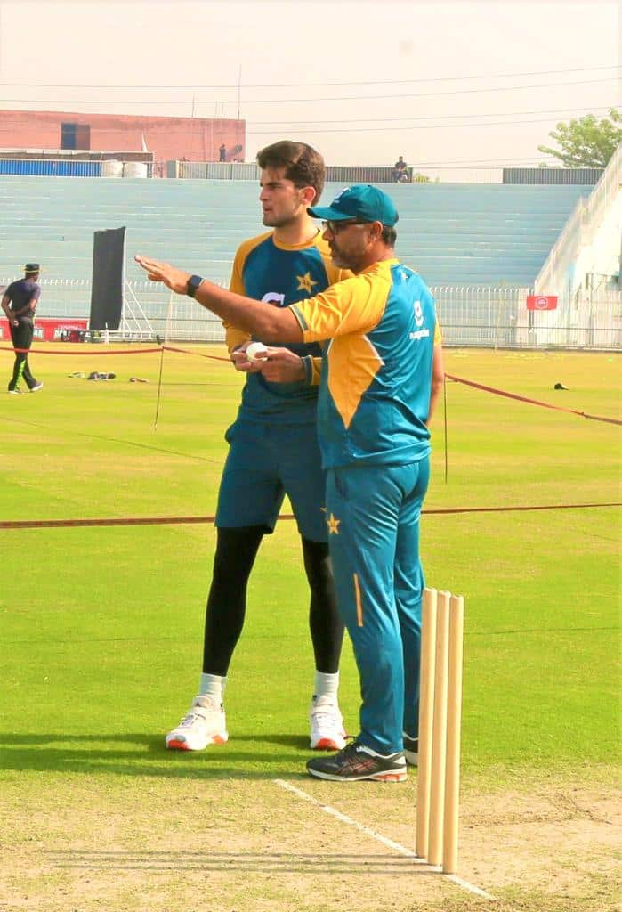 He is the teacher and I listen when he speaks, Shaheen Shah Afridi on Pakistan great 5