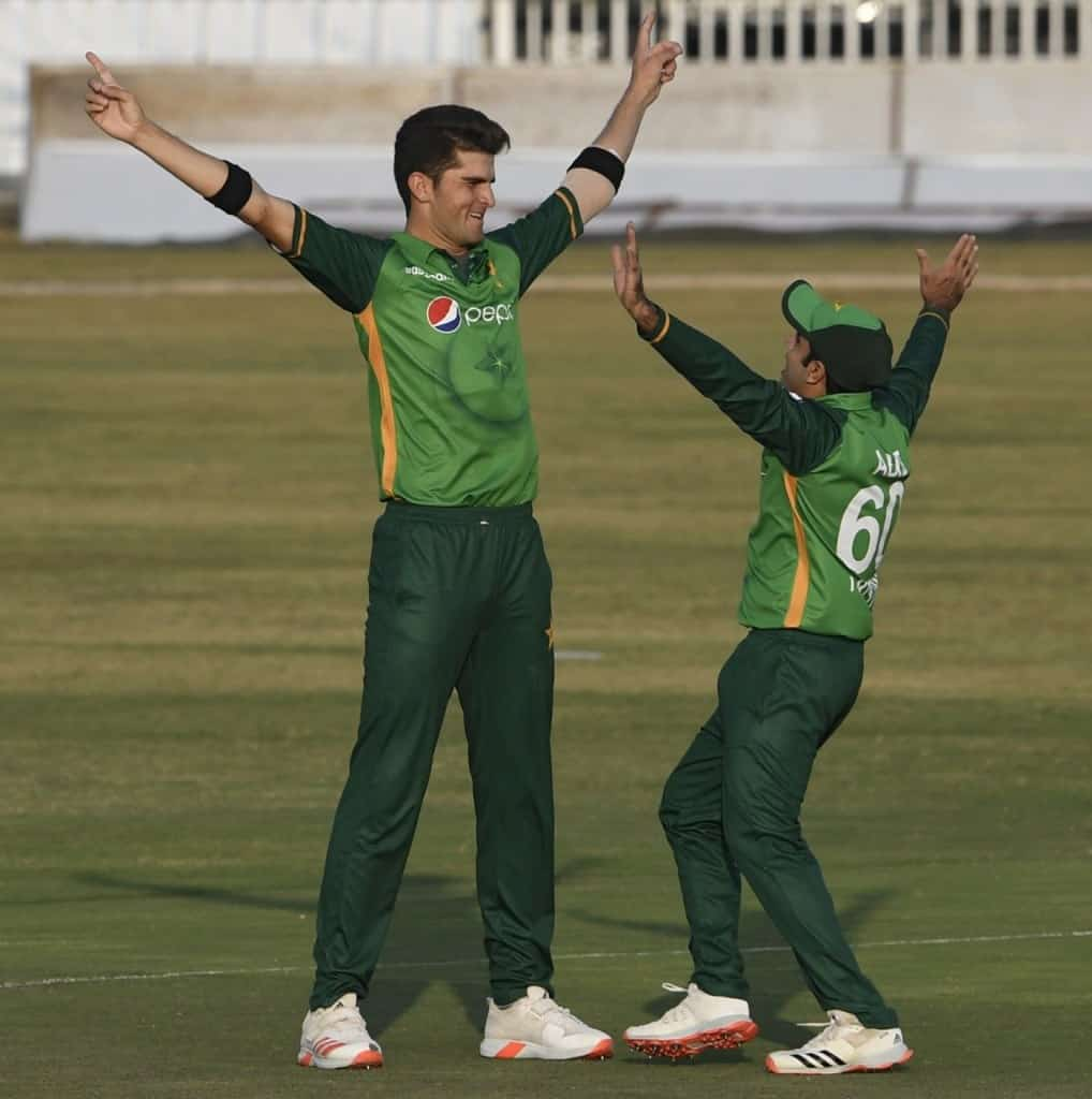 He is the teacher and I listen when he speaks, Shaheen Shah Afridi on Pakistan great 4