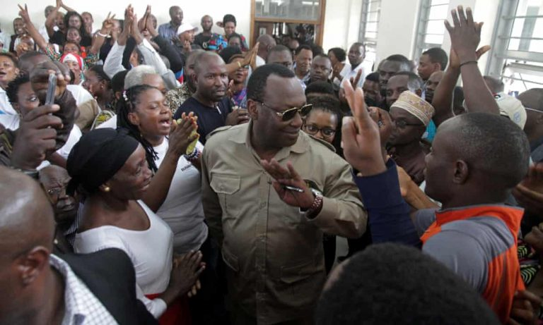 Tanzanian government cracks down on opposition after disputed election 1