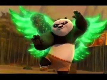 Kung fu panda in hindi _ Po new power 1