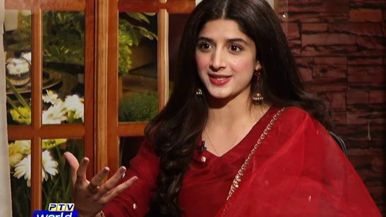 Sky is the Limit with renowned actress Mawra Hocane as guest