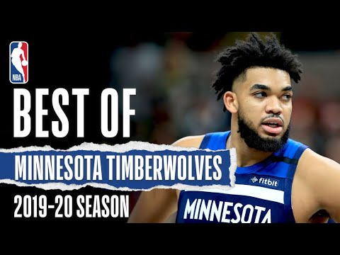The Very Best Of The Minnesota Timberwolves | 2019-20 Season