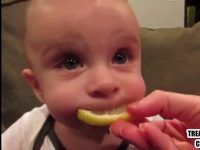 Just insanely funny reactions of children! Try not to laugh! 22