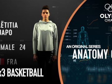 Anatomy of a Basketball Player: The Incredible Stamina of Laetitia Guapo