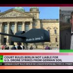 Just standing there? | Court rules Berlin can distance itself from US strikes made on German soil
