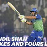 Khushdil Shah All Sixes And Fours In HBL PSL 2020 | MB2T