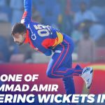 Every One Of Mohammad Amir blistering Wickets In HBL PSL 2020 | MB2T