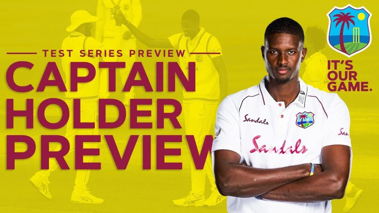 Taking The Knee & Test Series Prep! | Captain Jason Holder Preview New Zealand