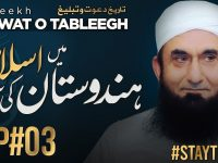 How Islam came to the sub-continent | Tareekh Dawat o Tableegh - Ep#03 | Molana Tariq Jamil