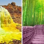 15 Unique Places Exist Not Only in Fairy Tales