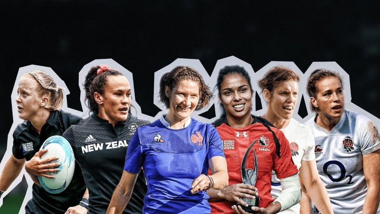 EVERY World Rugby Women's Player of the Year from the 2010s