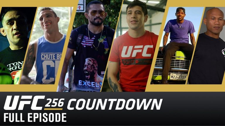UFC 256 Countdown: Full Episode