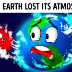 See Earth Change Dramatically in 5 Seconds With No Atmosphere