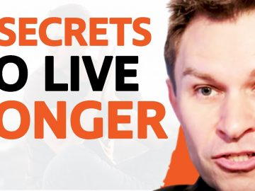 The 8 SECRETS To Age In Reverse & LIVE LONGER Today! | David Sinclair & Lewis Howes