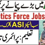 ANF Jobs 2020 Anti Narcotics Force Jobs 2020 Latest ANF Jobs 2020