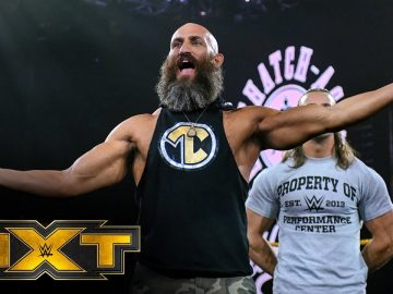 Tommaso Ciampa interrupts Timothy Thatcher's latest demonstration: WWE NXT, Dec. 2, 2020