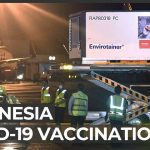 Indonesia receives first shipment of COVID-19 vaccine
