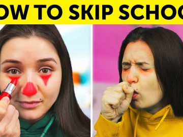AWESOME HACKS AND SCHOOL SUPPLIES IDEAS || 5-Minute Tips For Smart Students