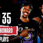 Top 35 Plays Of Dwight Howard's Career   #NBABDAY