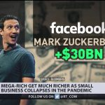 Widening Inequality | Mega-rich get much richer as small businesses collapse in the pandemic