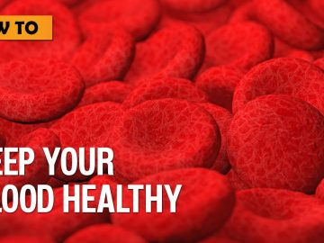 How to keep your Blood Healthy