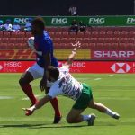 What's French for Beast Mode? 👊 Best France Tries in Rugby Sevens 3