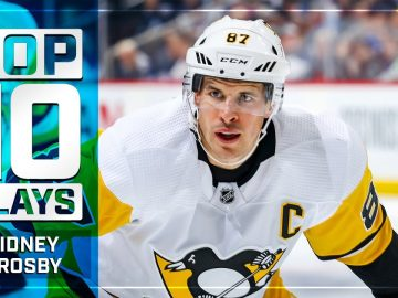 Top 10 Sidney Crosby Plays from 2019-20 | NHL
