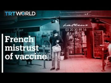 French resistance against Covid-19 vaccine