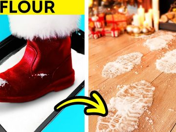 CHRISTMAS DECOR AND GIFT IDEAS    Cool DIY Crafts and Gift Wrapping Hacks For Winter Holidays