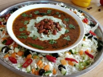 Authentic Punjabi Rajma Recipe • Cooking with Asifa