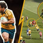 George Smith's Top 5 Plays for Wallabies at Rugby World Cups