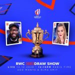 Rugby World Cup 2023 Draw Show