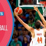 The Biggest Basketball Blocks ever at the Olympics! | Top Moments