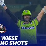 David Wiese Winning Shots | HBL PSL 2020 | MB2T