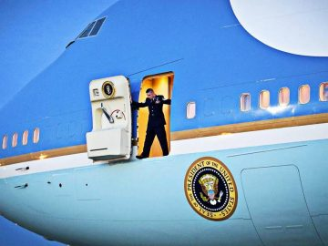 Hidden Features Of Air Force One