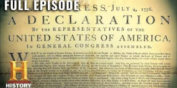 Brad Meltzer's Decoded: The Declaration of Independence | Full Episode | History 1