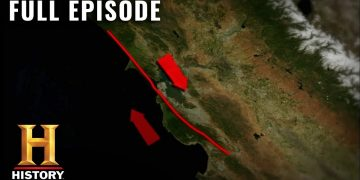 The San Andreas Fault: Disaster About to Strike | How the Earth Was Made | Full Episode | History 9