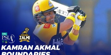 Kamran Akmal Boundaries | HBL PSL 2020 | MB2T