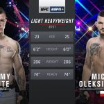 Free Fight: Jimmy Crute vs Michał Oleksiejczuk