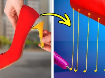 AWKWARD MOMENTS WE CAN ALL RELATE TO  18 HACKS WITH 3D PENS AND GLUE GUNS THAT SHOULD HELP YOU
