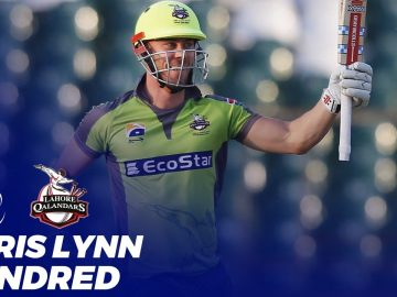 Chris Lynn Hundred | HBL PSL 2020 | MB2T
