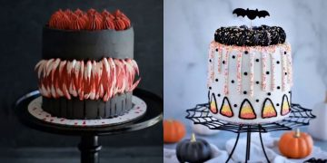 Halloween Cake Recipes to Make This Year | So Yummy Chocolate Cake Decorating Ideas