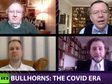 CrossTalk Bullhorns | Quarantine Edition | The COVID Era