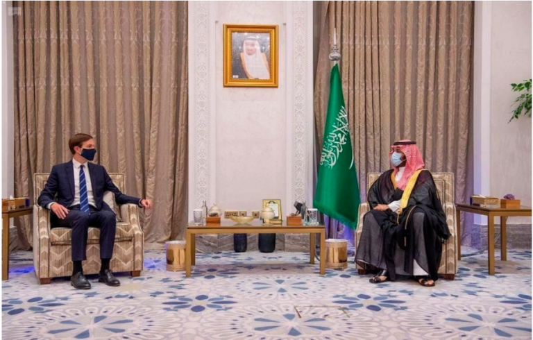 Saudi Arabia agreed to let Israeli airliners cross its airspace 1