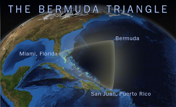 The mysteries surrounding the Bermuda Triangle 1