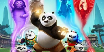 Kung fu panda _ Po the leader of bad guys| Hindi 15