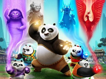 Kung fu panda _ Po the leader of bad guys| Hindi 9